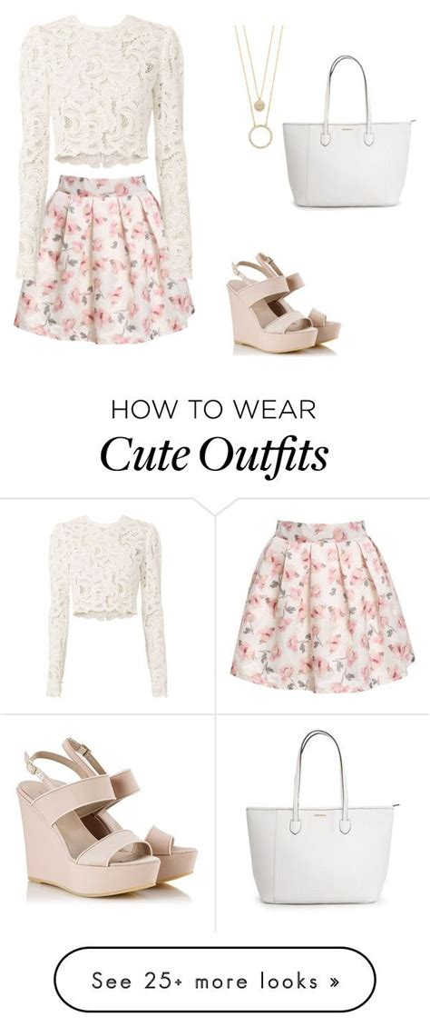U0026quot;Cute summer outfitu0026quot; by linhdan-lh on Polyvore featuring ...