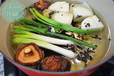 ultimate korean stock basic korean stock recipe