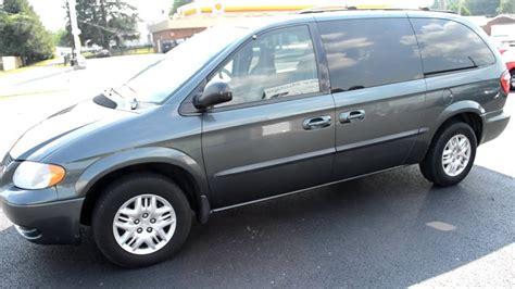 2002 Dodge Caravan Se by 2002 Dodge Grand Caravan For Sale 3 750