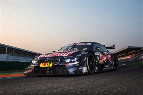 A Detailed Look At The Bmw M4 Dtm For The 2017 Season