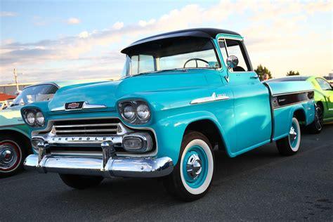 Chevy Trucks History