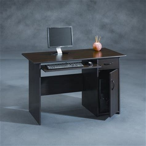sauder beginnings desk blackglass small office desk small office desk