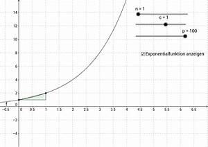 Exponentialfunktion Berechnen : exponentialfunktion schrittweise geogebra ~ Themetempest.com Abrechnung