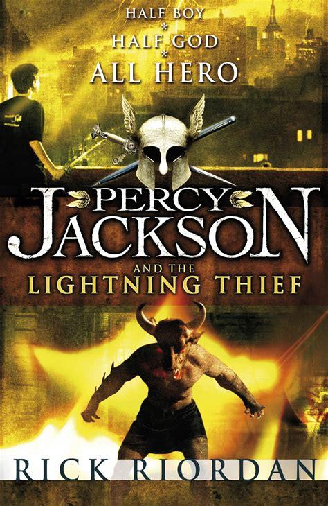 percy jackson and the lighting thief rick riordan percy jackson and the olympians 01 the
