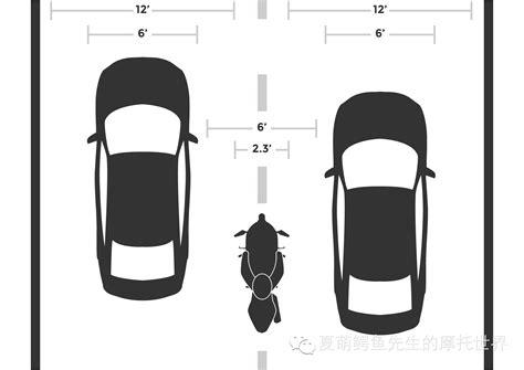 normal width of a car 如何在堵成狗的城市交通里安全穿车而行 giga circle