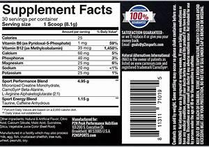 P2n Peak Performance  Amazon U0026 39 S Own Sports Nutrition Supplements