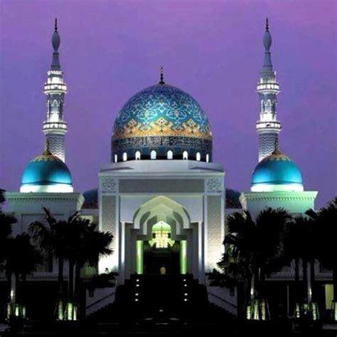 national mosque kuala lumpur malaysia asian