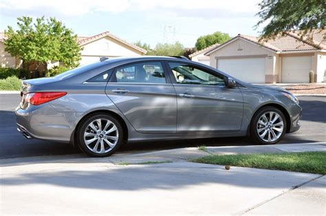 review  hyundai sonata se