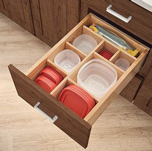 Kitchen Drawer Containers by Best 25 Drawer Dividers Ideas On Kitchen