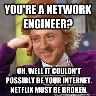 Network Engineer Meme - network engineers memes irish phrases slang