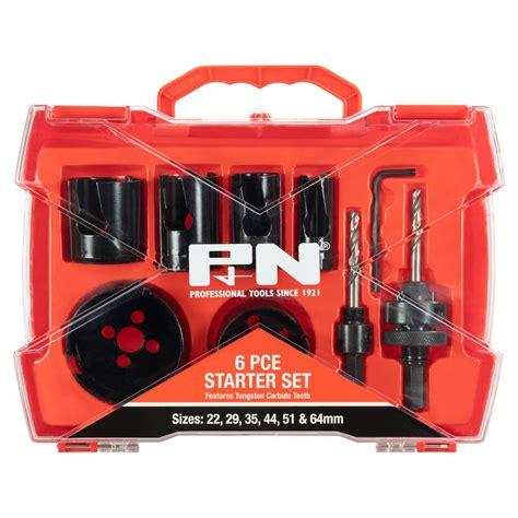 pn electricians  piece hole  kit neca safety