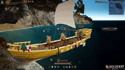 Fishing Boat Prow Bdo by How The Pro Traders Move Mass Crates To Port Ratt