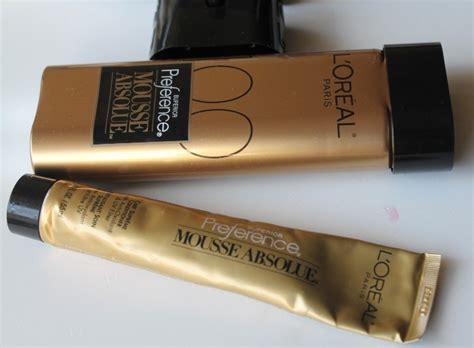 L'oreal Paris Superior Preference Mousse Absolue Automatic