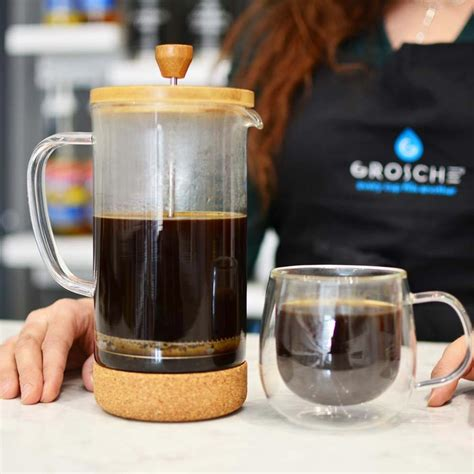 According to azoury, french press coffee requires a higher ratio of coffee to water than other methods. The Best French Press Coffee Water Ratio | Best french ...