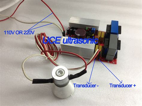 15khz 200w ultrasonic power generator 15khz ultrasonic cleaning generator