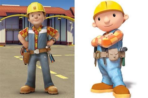 Bob The Builder Gets Makeover And Nobody Likes It