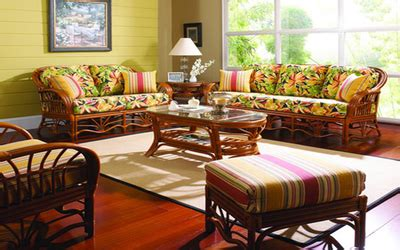 indoor sunroom furniture  weather wicker patio