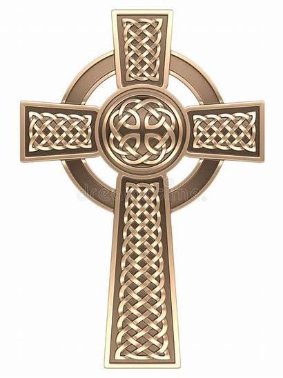 Keltisch Kruis Cross Oro Dell Celtic Croce