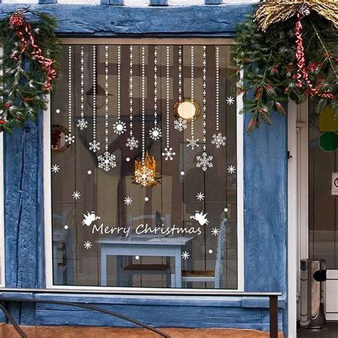 Weihnachtsdeko Fenster Weiß by Weihnachtsdeko Fenster Deko Weihnachten