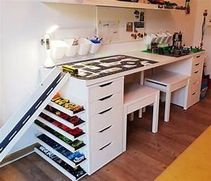 Ikea Schreibtisch Hack : parkhaus basteln aus ikea knagglig kiste limmaland blog ~ Watch28wear.com Haus und Dekorationen