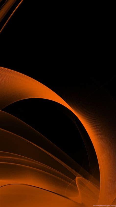 Wallpaper Orange And Black Background by Black And Orange Color Wallpapers In Hd For Desktop
