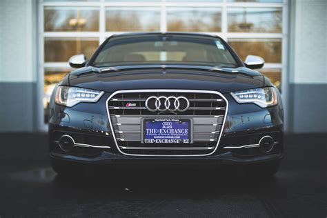Audi Exchange by Audi Technologist In Highland Park Il Audi Exchange