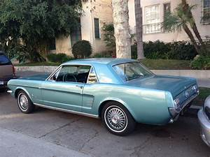 1966 Mustang Coupe - 6 Cylinder Automatic For Sale