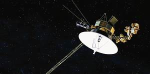 From the edge of the solar system, Voyager probes are ...