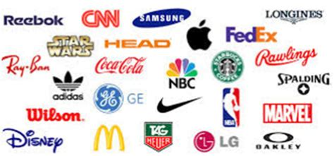 Sport Product Logo by Importance Of Logo In Branding Dr Vidya Hattangadi