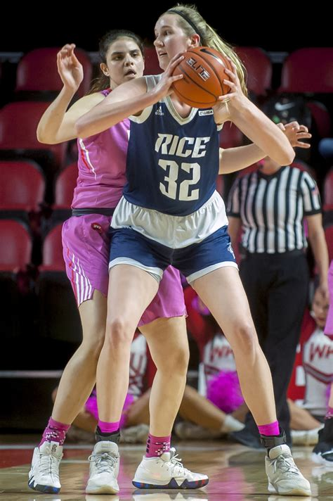 rice women ranked   time  school history