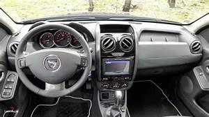 Dacia Automatique Duster : dacia duster dci 110 edc la version black touch quip e de la bo te automatique l 39 essai ~ Medecine-chirurgie-esthetiques.com Avis de Voitures