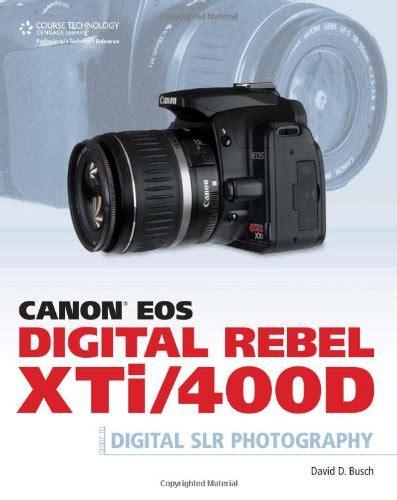 téléchargements canon canon rebel eos xti software