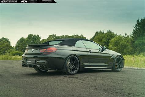 f13 black white black bmw m6 convertible adv05 m v2 sl wheels adv 1 wheels