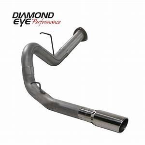 Diamond Eye Exhaust System Kit 07 5