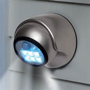 the 2x brighter cordless motion activated light hammacher schlemmer