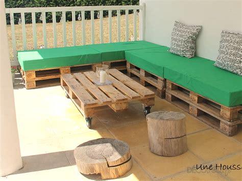 housses de canap駸 canape exterieur palette maison design sphena com