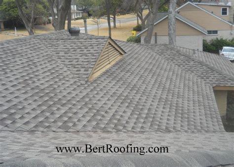gaf roofs installed  bert roofing images
