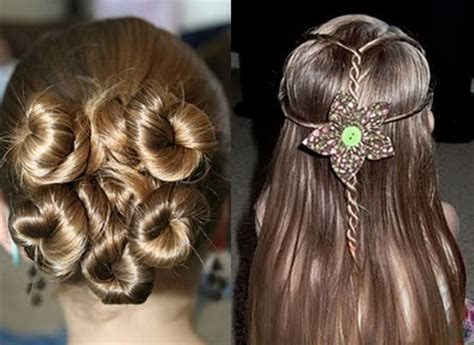 Easy But Cool Hairstyles by Cool Easy Hairstyles For Hair