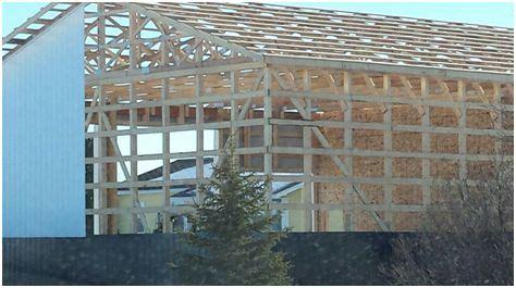 diagonal bracing hansen buildings