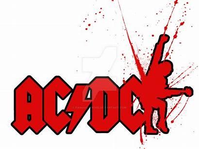 Dc Ac Angus Young Logos Deviantart Deviant