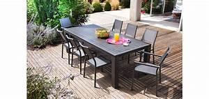 Carrefour Table Jardin : table de jardin carrefour home ~ Teatrodelosmanantiales.com Idées de Décoration