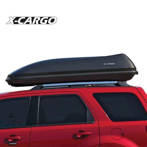 X Cargo X treme Car Top Carrier : Stylish Design with