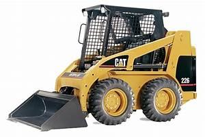 Caterpillar Loaders 216  226  228  232  236  242  247  248  252  262  267  277  287 Factory