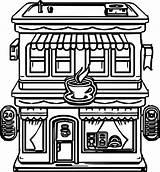 Kolorowanki Wecoloringpage Restauracje Olphreunion sketch template