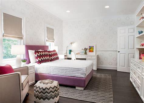 Kids' Bedrooms Showcasing Stylish Chevron Pattern