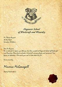 best 25 hogwarts letter template ideas on pinterest With personalized hogwarts acceptance letter template