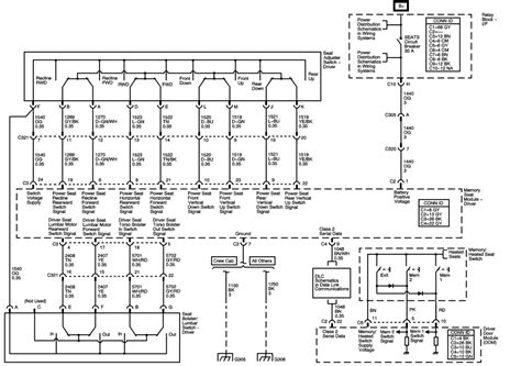 2005 Silverado Heated Seat Wiring Diagram by Repair Guides Seats 2005 Driver Seat Schematics 1