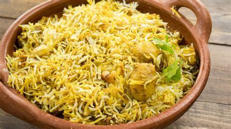aloo biryani recipe easy restaurant style dum aloo