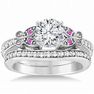 butterfly engagement ring fashion trends styles for 2014 With butterfly wedding ring set