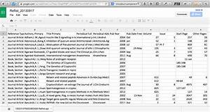 query a google spreadsheet like a database with google With google docs spreadsheet database